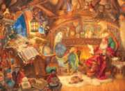 Father Christmas - 1000pc Jigsaw Puzzle By Cobble Hill