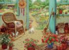 The Potting Shed - 1000pc Jigsaw Puzzle By Cobble Hill