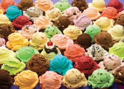 Cobble Hill Jigsaw Puzzles - Ice Cream