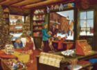 Last Shopping Day - 1000pc Jigsaw Puzzle By Cobble Hill