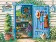 Welcome to My Garden - 500pc Jigsaw Puzzle By Cobble Hill