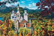 Neuschwanstein Castle - 2000pc Jigsaw Puzzle By Cobble Hill