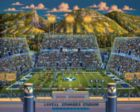 BYU Football - 500pc Jigsaw Puzzle by Dowdle