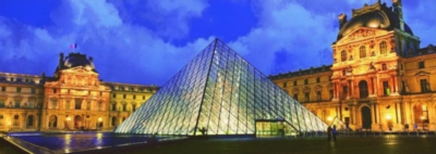 Educa Jigsaw Puzzles - The Louvre Museum