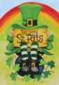 Happy St. Pat's - Garden Flag by Toland