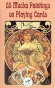 Mucha - Playing Cards