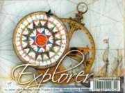 Explorer - Double Deck Playing Cards