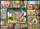 Quilt Montage - 1000pc Jigsaw Puzzle by Sunsout