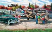 Warbird Rally - 550pc Jigsaw Puzzle By Sunsout