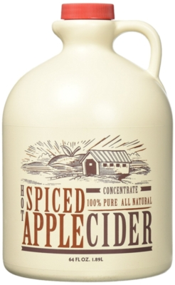 Mountain Cider Spiced Cider Concentrate - 64 oz. Jug