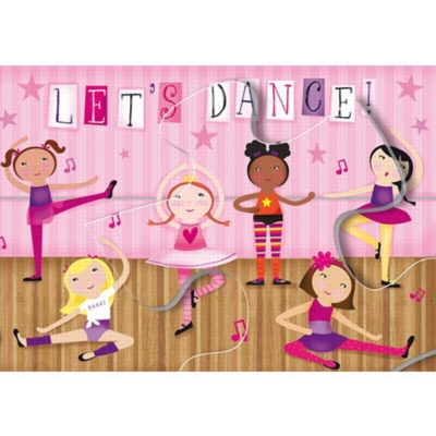 Floor Jigsaw Puzzles For Kids - Let's Dance