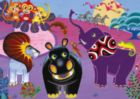Tinga Tinga Tales� -Funny Monkey - 35pc Jigsaw Puzzle By Ravensburger