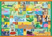 Alphabet Jigsaw Puzzles for Kids - Alpha Animals