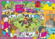 Jigsaw Puzzles for Kids - Pony Club