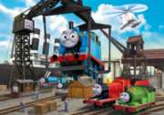 Thomas & Friends - At the Docks - 35pc Jigsaw Puzzle By Ravensburger