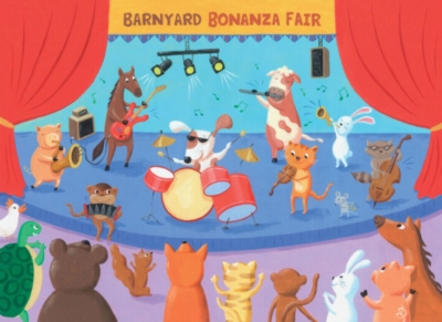 Music Puzzles - Animal Band