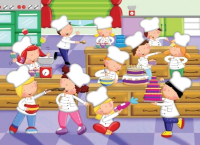Jigsaw Puzzles for Kids - Bake Shop