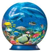 Underwater Dolphins - 270pc Puzzleball By Ravensburger