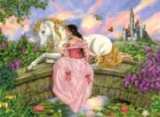 Ravensburger Jigsaw Puzzles - Princess over the Pond
