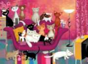 Kitty Couch - 300pc Jigsaw Puzzle By Ravensburger