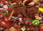 Chocolate Overload - 300pc Large Format Jigsaw Puzzle By Ravensburger