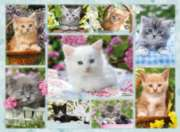 Ravensburger Jigsaw Puzzles - Kittens in a Basket