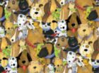 Quirky Dogs - 500pc Jigsaw Puzzle By Ravensburger