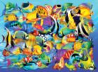 Fish Frenzy - 500pc Jigsaw Puzzle By Ravensburger