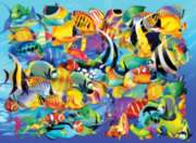 Ravensburger Jigsaw Puzzles - Fish Frenzy