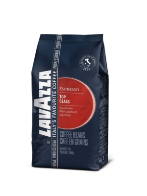 Lavazza Top Class - 2.2 lb. Whole Bean Espresso Bag