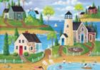 Summer by the Sea - 500pc Large Format Jigsaw Puzzle By Ravensburger
