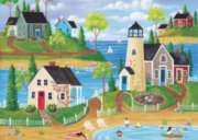 Ravensburger Large Format Jigsaw Puzzles - Summer by the Sea