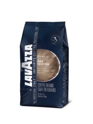 Lavazza Gold Selection - 2. 2lb Whole Bean Espresso Bag
