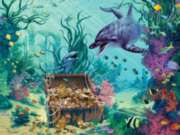 Dolphin Treasure - 1500pc Jigsaw Puzzle by Ravensburger