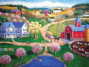 Farm Country - 1500pc Jigsaw Puzzle by Ravensburger