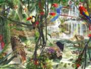 Jungle Impressions - 2000pc Puzzle by Ravensburger