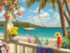 Tropical Paradise - 2000pc Puzzle by Ravensburger