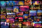 Around the World - 3000pc Puzzle by Ravensburger