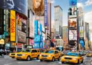 Puzzles for Adults - Colorful Activity at Times Square