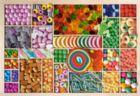 Sweet Rainbow - 1000pc By Castorland