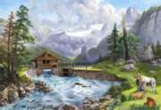 In Harmony with Nature - 1500pc Jigsaw Puzzle by Castorland