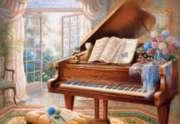 Hard Jigsaw Puzzles - Sunlight Sonata
