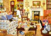 Afternoon Tea - 1000pc Jigsaw Puzzle By Holdson