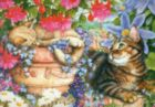 Terracotta Tabby - 1000pc Jigsaw Puzzle By Holdson