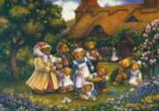 In The Garden - 1000pc Jigsaw Puzzle By Holdson