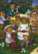The Apple Harvest - 1000pc Jigsaw Puzzle By Holdson