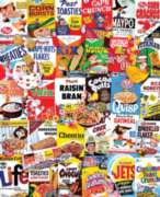 Jigsaw Puzzles - Cereal Boxes