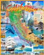 Jigsaw Puzzles - California