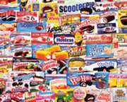 Jigsaw Puzzles - Tasty Treats