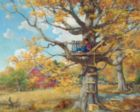 Tree House - 1000pc Jigsaw Puzzle By White Mountain